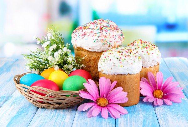 Поздравляем Вас с праздником Светлой Пасхи! (график работы в праздничные дни)