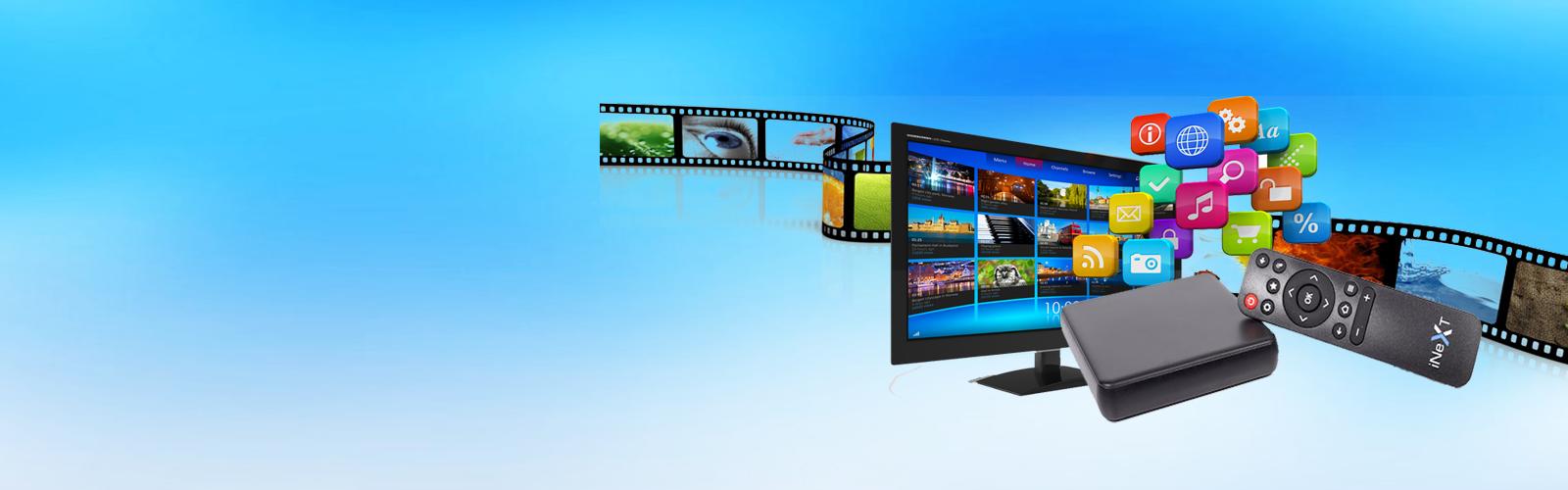 Цифровое телевидение – в каждый дом!